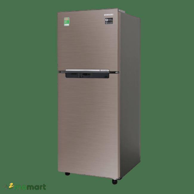 Tủ lạnh Samsung RT20HAR8DDX/SV 208L nghiêng