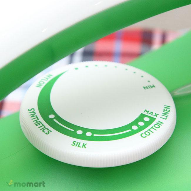 Nút vặn của bàn ủi khô Philips GC122