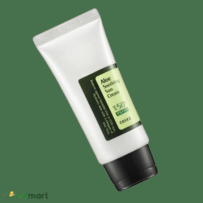 Cosrx Aloe Soothing Sun Cream an toàn cho da