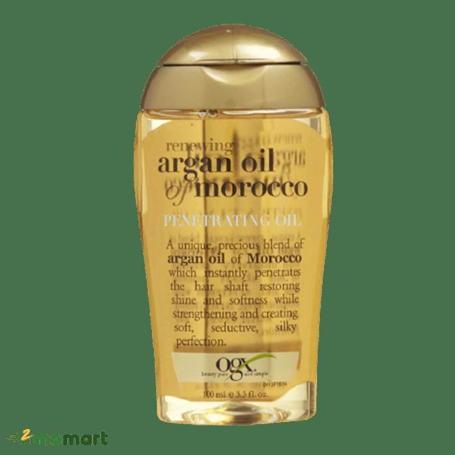 Dầu dưỡng tóc Argan Oil Of Morocco một sản phẩm