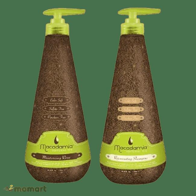 Dầu gội Macadamia bổ sung dưỡng chất