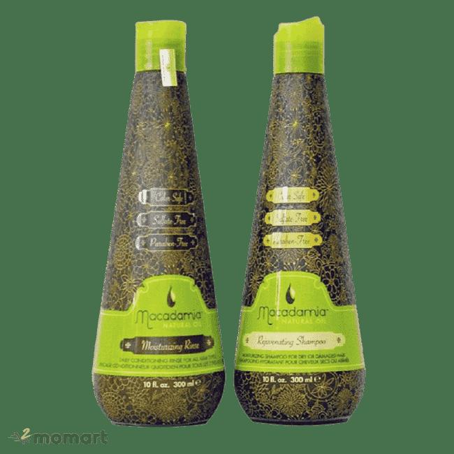 Dầu gội Macadamia phục hồi tóc chắc khỏe