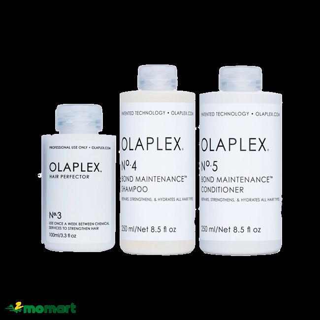 Dầu gội Olaplex có nhiều dòng khác nhau