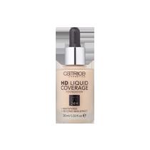 Catrice HD Liquid Coverage Foundation giúp tạo lớp trang điểm hoàn hảo