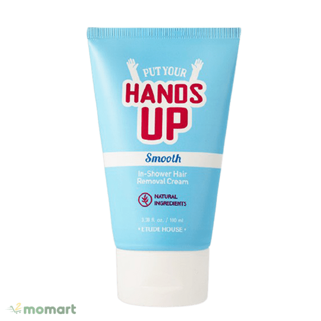 Tuýp kem tẩy lông Etude House Put Your Hands Up