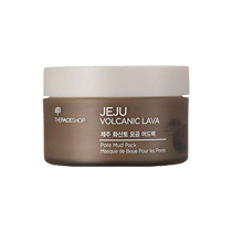 Mặt nạ đất sét The Face Shop Jeju Volcanic Lava Pore Mud Pack
