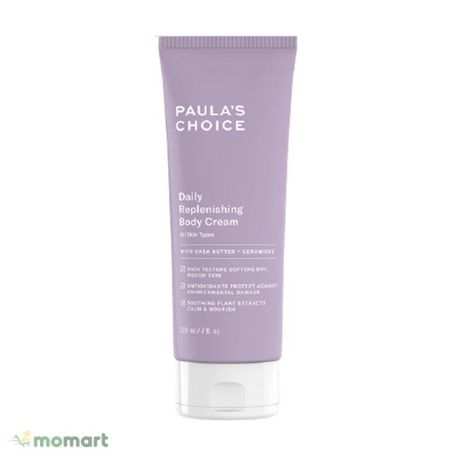 Paula's Choice Daily Replenishing Body Cream dành cho body