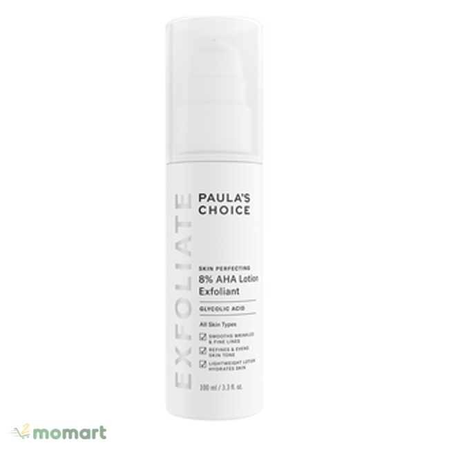 Paula's Choice Skin Perfecting 8% AHA Lotion giá tốt