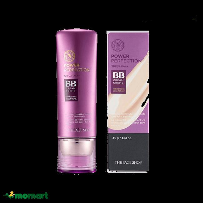 Power Perfection BB Cream thuộc thương hiệu uy tín
