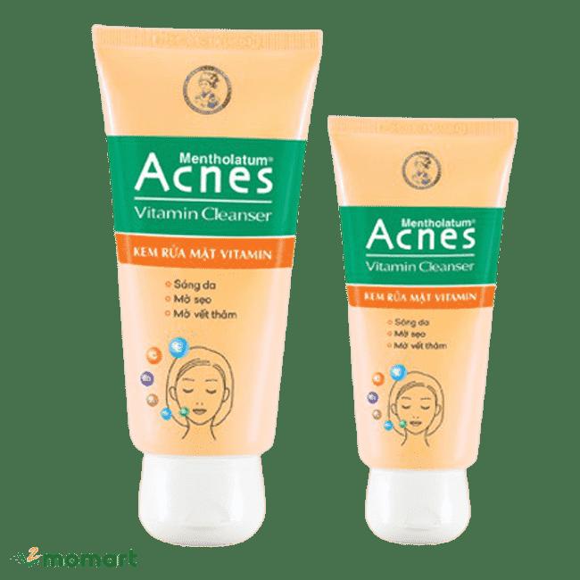 Sữa rửa mặt Acnes giá tốt