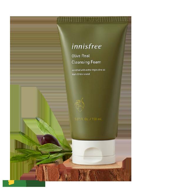 Sữa rửa mặt Innisfree phù hợp từng loại da