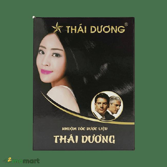 Full hộp thuốc nhuộm tóc Thái Dương