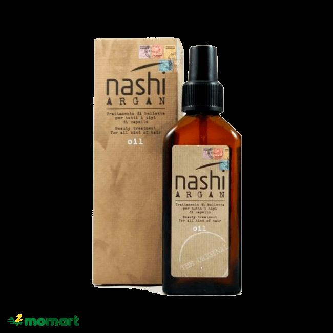 Tinh dầu dưỡng tóc Nashi Argan
