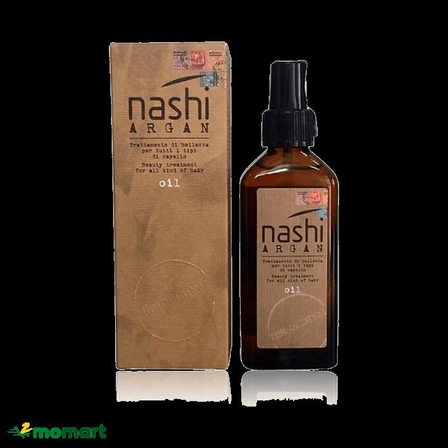 Tinh dầu dưỡng tóc Nashi chính hãng