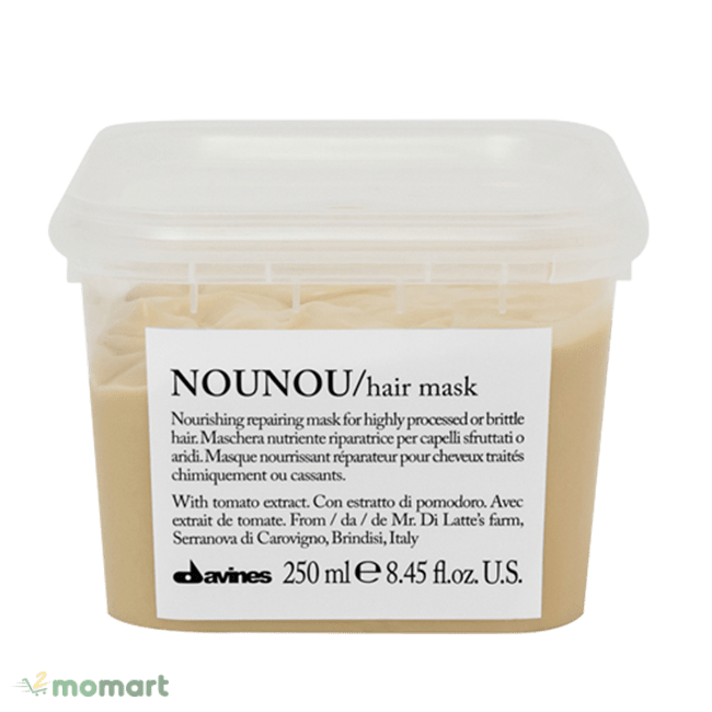 Ủ tóc Nounou Davines thiết kế hủ lớn