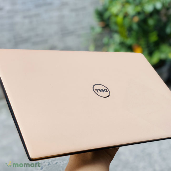 Laptop Dell XPS 13 9360 màu vàng