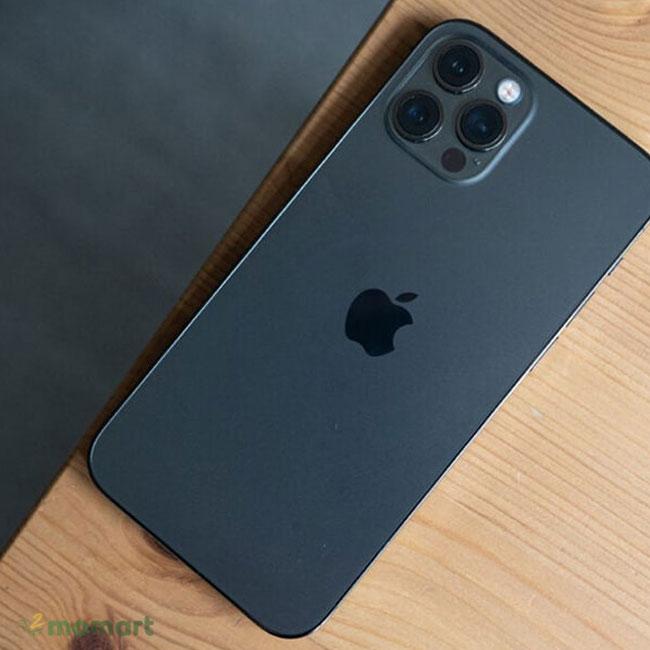 IPhone 12 Pro Max có màu đen