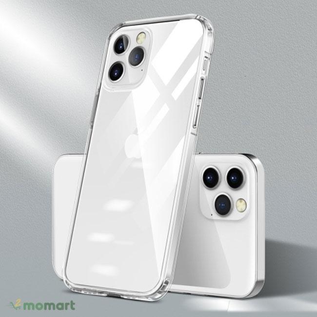 IPhone 12 Pro Max màu trắng