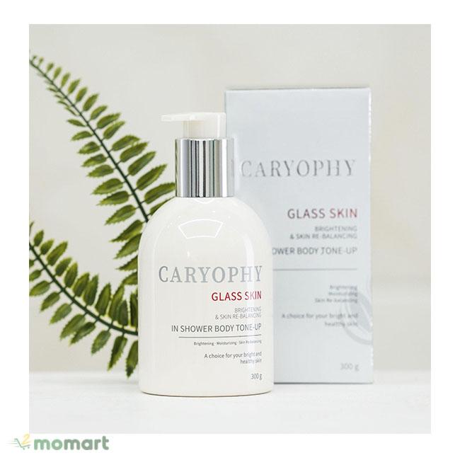 Caryophy Glass Skin chính hãng Hàn Quốc
