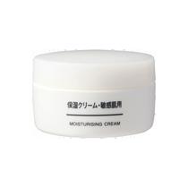 Kem dưỡng ẩm Muji giúp da ẩm mượt và căng mịn hơn