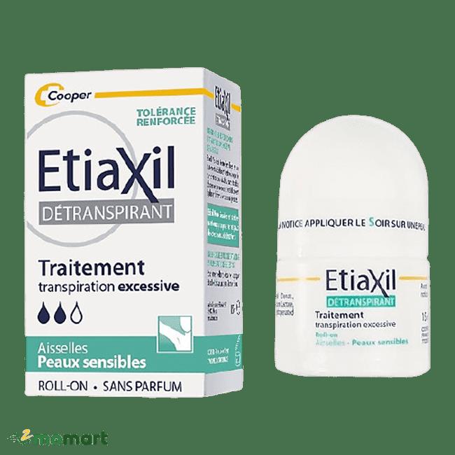Lăn khử mùi Etiaxil từ Pháp