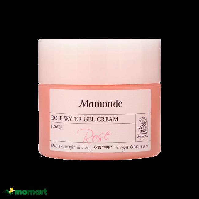Mamonde Rose Water Gel Cream chất lượng