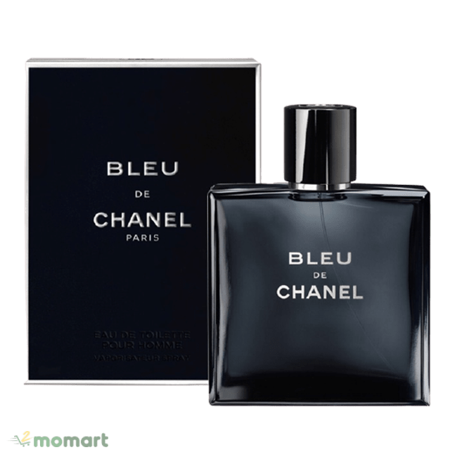Thiết kế của nước hoa Bleu de Chanel