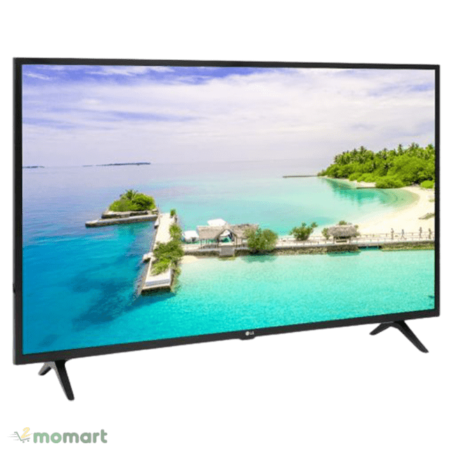 Smart Tivi LG 4K 55 inch 55UM7290PTD chụp trực diện