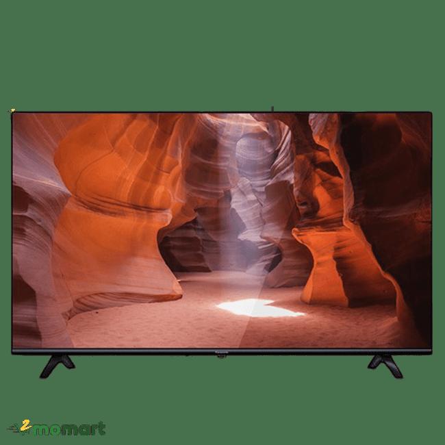 Smart tivi Panasonic 40 inch TH-40GS550V chụp trực diện