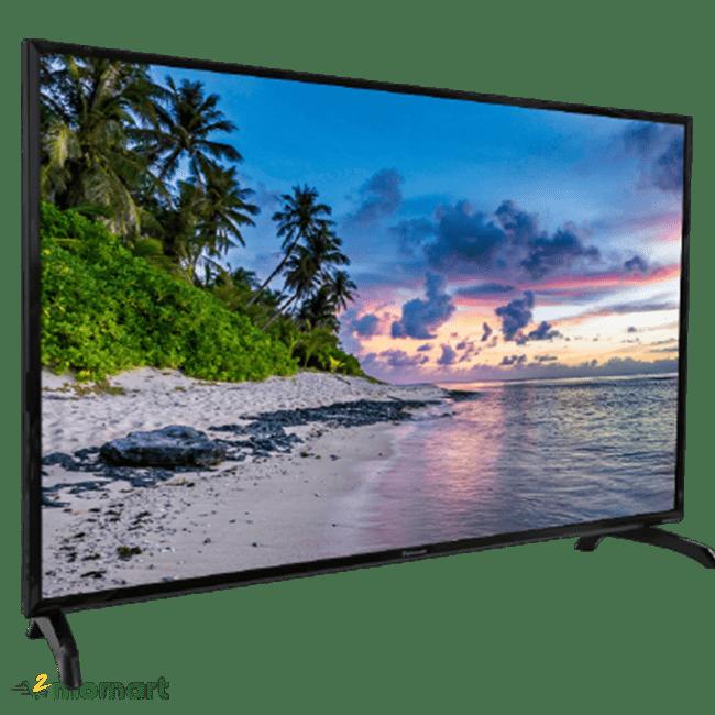 Smart Tivi Panasonic 49 inch TH-49ES500V chụp nghiêng phải