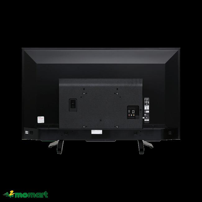 Smart Tivi Sony 43 inch KDL-43W660G có mức giá tầm trung