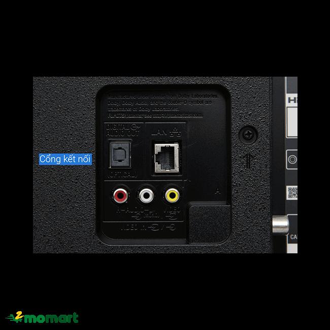Smart Tivi Sony 43 inch KDL-43W660G nhiều tính năng hiện đại