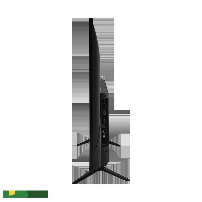 Smart Tivi TCL 4K 43 inch L43P65-UF màn hình khá lớn