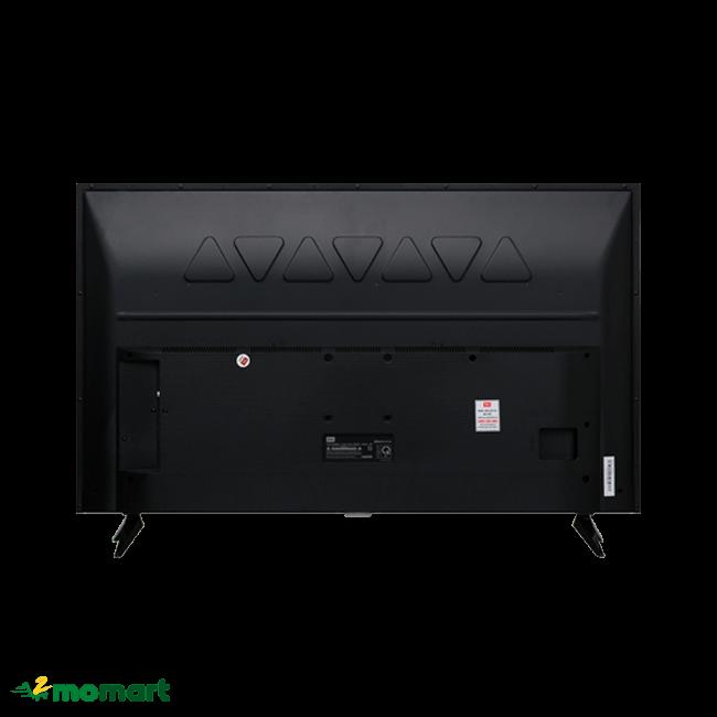 Smart Tivi TCL 4K 43 inch L43P65-UF thuộc phân khúc giá rẻ