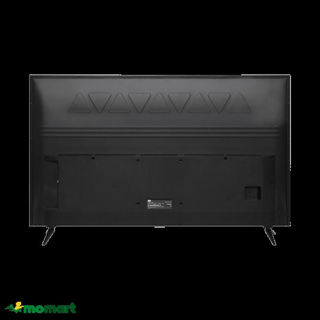Smart Tivi TCL 4K 55 inch L55P65-UF có thiết kế hiện đại