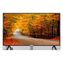 Smart Tivi TCL 4K 55 inch L55P65-UF giúp trải nghiệm phim ảnh ấn tượng với màn hình rộng