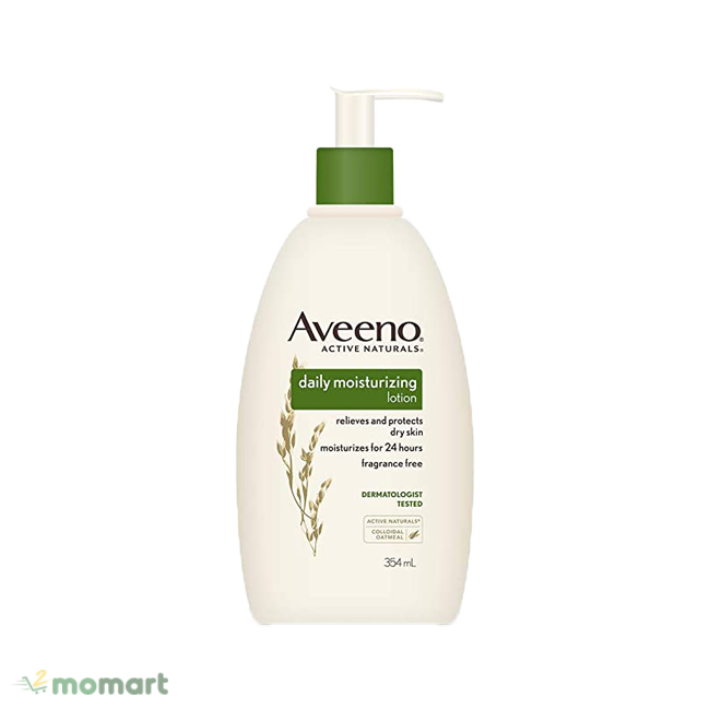 Sữa dưỡng thể Aveeno nổi tiếng của Mỹ
