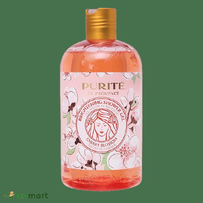 Sữa tắm Purité hương thơm nồng nàn