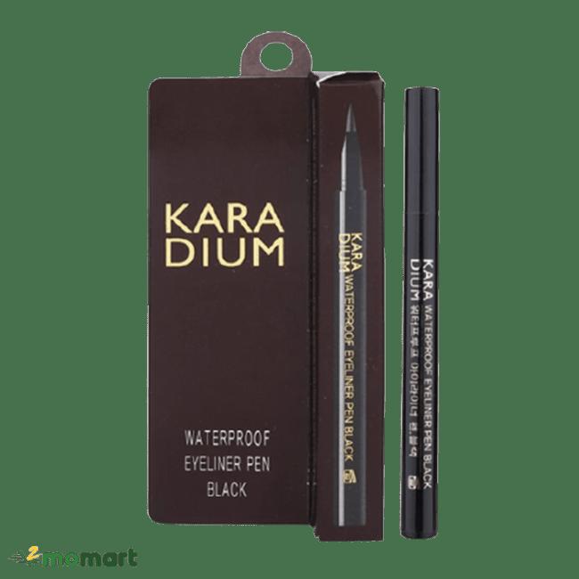Sản phẩm bút kẻ mắt Karadium Waterproof Eyeliner Pen
