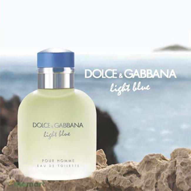 D&G Light Blue Pour Homme thích hợp sử dụng đi du lịch