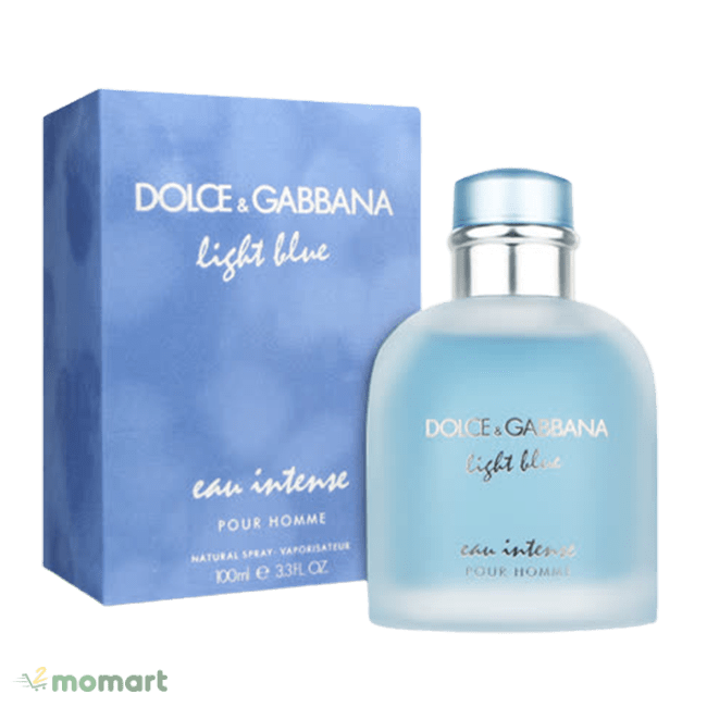 Thiết kế của D&G Light Blue Pour Homme