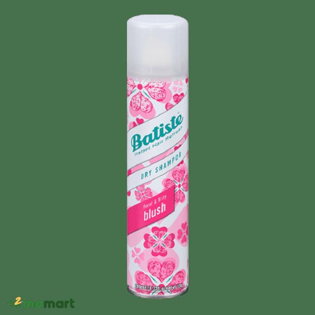 Dầu gội khô Batiste màu hồng
