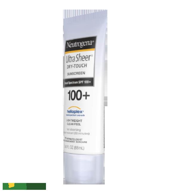 Kem chống nắng neutrogena thành phần chất lượng an toàn