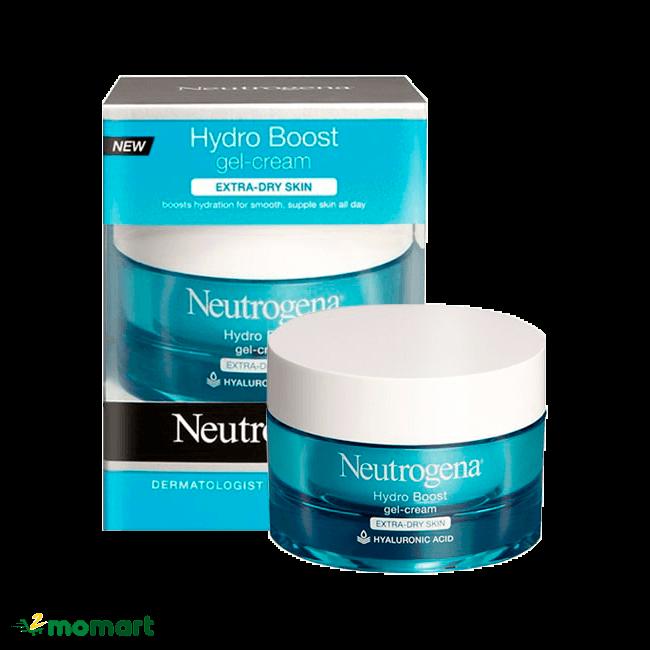 Kem dưỡng ẩm Neutrogena giúp cấp ẩm nhanh chóng