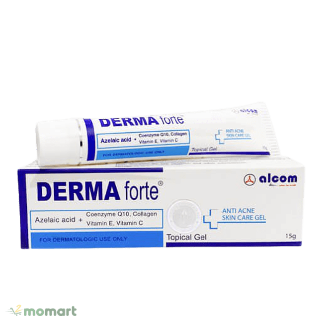 Kem trị mụn Derma Forte giá tốt