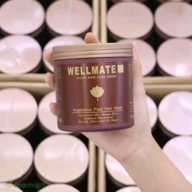 Hình thật của Kem Ủ Tóc Cao Cấp Wellmate