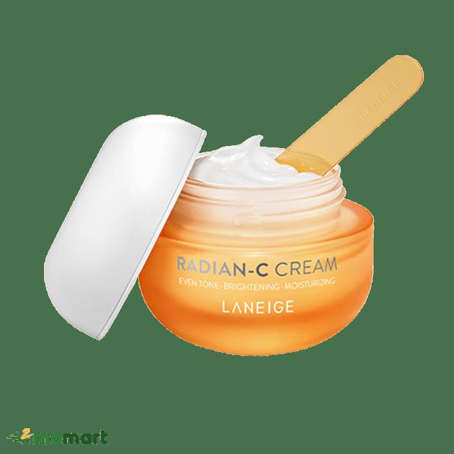 Chất kem của Laneige Radian C Cream