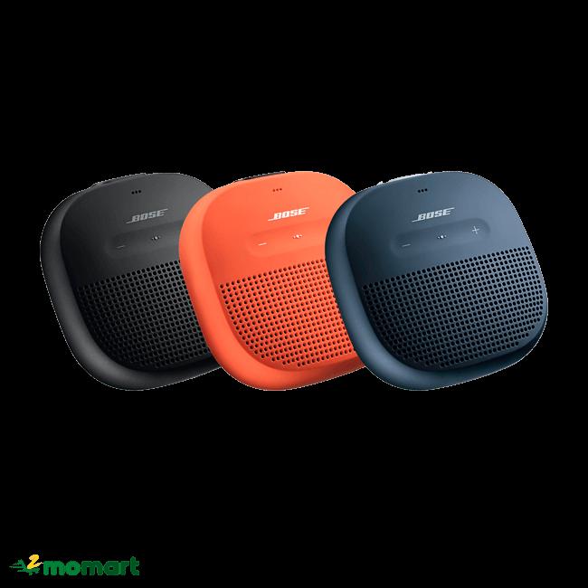 Loa Bluetooth Bose Soundlink có chất âm tuyệt vời