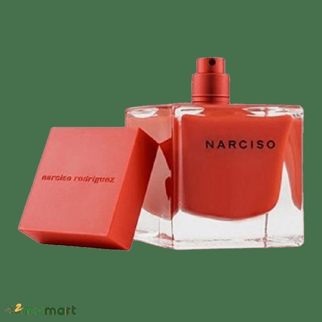 Nắp cưa chai Narciso Rouge đỏ