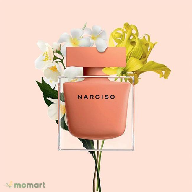 Thành phần của chai Narciso Rouge